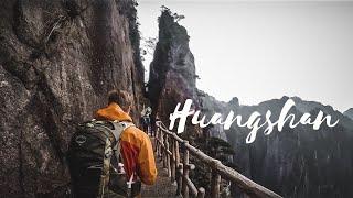 Two days in Huangshan (Yellow Mountain), China