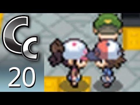 Pokémon Black & White - Episode 20: We Met on the Subway