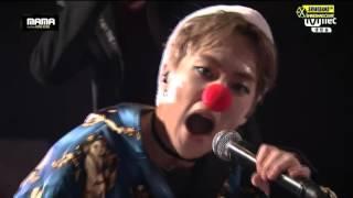 EXO MAMA 2015 Full Performance