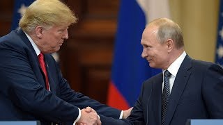 Trump, Putin agree to strengthen cooperation in Syria, anti terrorism