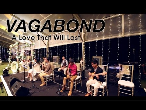 WEDDING BAND BALI Renee Olstead - A Love That Will Last ( VAGABOND Cover )