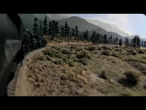 Southern Pacific at the Colorado Model Railroad Museum Part 3 of 3