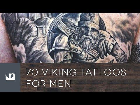 70 Viking Tattoos For Men