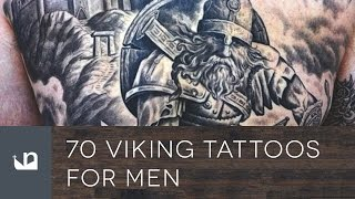 Repeat youtube video 70 Viking Tattoos For Men