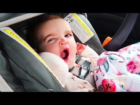 First Time Traveling With a Baby