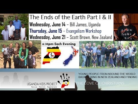 Bill James Pt. 1: Bill shares what the Lord is doing in Uganda - 6/14/17