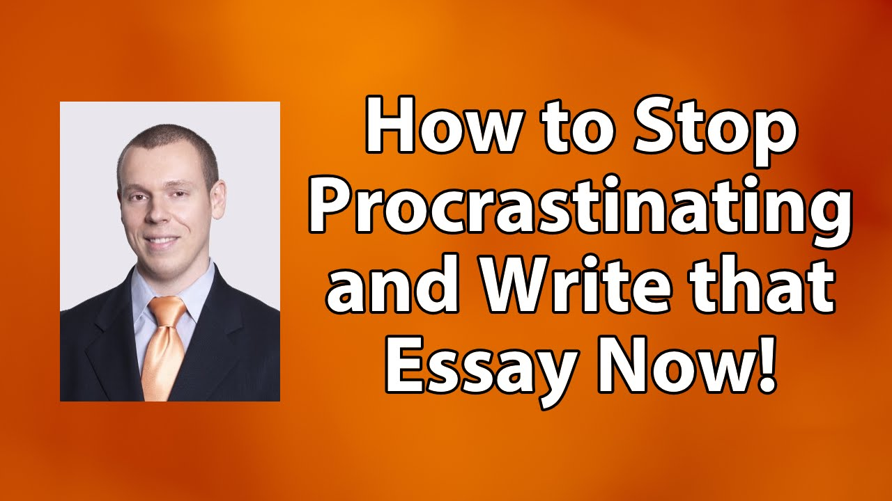 college essays on procrastination I could sit here and lie to you about how procrastination is bad, but then i'd be  procrastinating myself  netflix - a must have dietary staple to every healthy  college/high school life  previous articlehow to write application essays and  prompts.