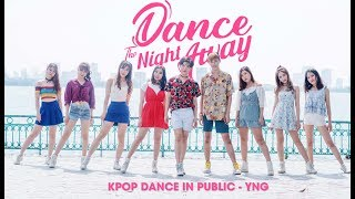 [KPOP IN PUBLIC] TWICE (트와이스) Dance The Night Away - Dance Cover By YNG 🇻🇳