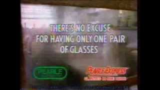 Pearle Vision glasses commercial
