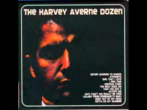 Harvey Averve Dozen - You're no good