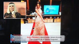 Raluca Bădulescu desființează ținutele din gala