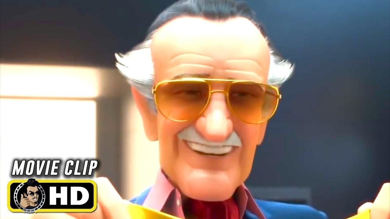 Download BIG HERO 6 (2014) Stan Lee Cameo Scene [HD]