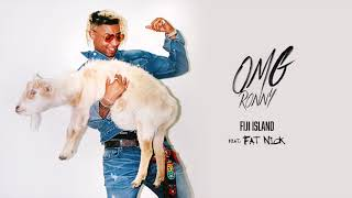 Ronny J - Fiji Island feat. Fat Nick [Official Audio]