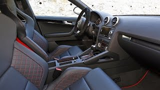 Audi RS3 — Интерьер