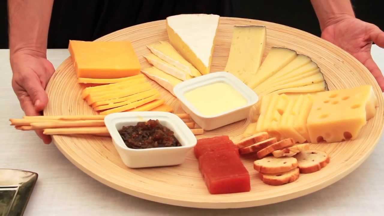 C mo preparar una tabla de quesos cocinar para amigos - Tapas frias originales ...