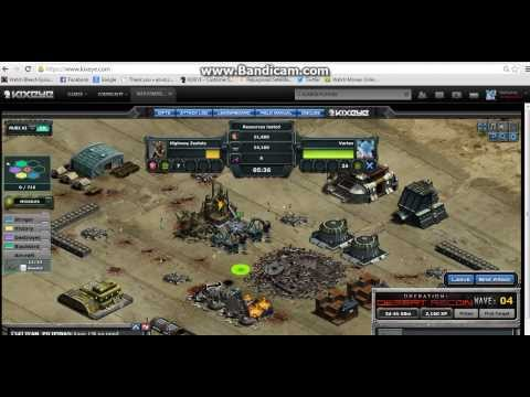 WAVE 4 Attack Wave Operation Desert Recon ,War Commander by Kixeye