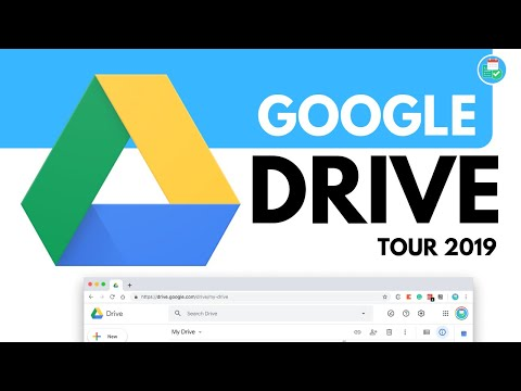 My Google Drive 2019 Tour