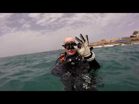 5th June 2017 - Praia: Dive 1 (Kebra)