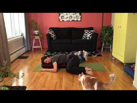 3 postures de yoga régénération pour chasser la fatigue et s'énergiser
