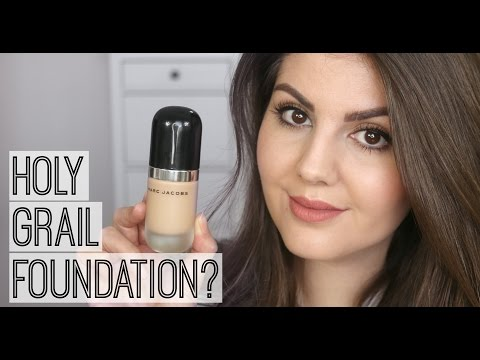 MARC JACOBS RE(MARC)ABLE FOUNDATION FOR COMBO / OILY SKIN?   Rachael Jade