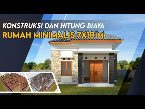 desain-rumah-7x10-meter-3-kamar-musholla-|-animasi-konstruksi