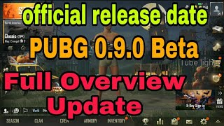 PUBG Mobile 0.9.0 beta(Tamil) Official Release Date,game review,game download link!!..