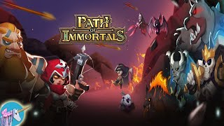 Path Of İmmortals-İos/Android Gameplay