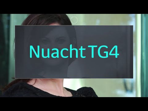 TG4 | Sceideal an Fhómhair 2017 | Nuacht TG4