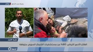 قوات خاصة تركية تنتشر على الحدود مع سوريا