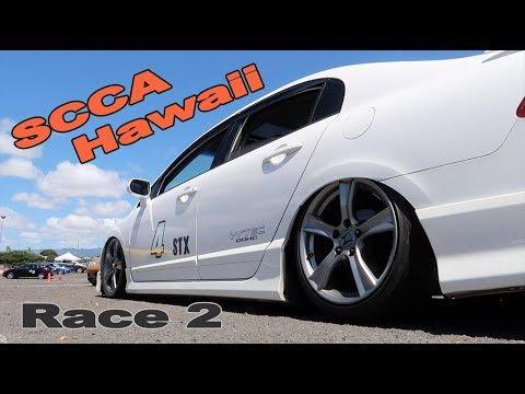 SCCA Hawaii 2017 Race 2 @ Aloha Stadium // Ep 023