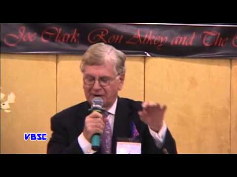 Ron Atkey VBS Interview and Speech at the Thank You Canada Gala