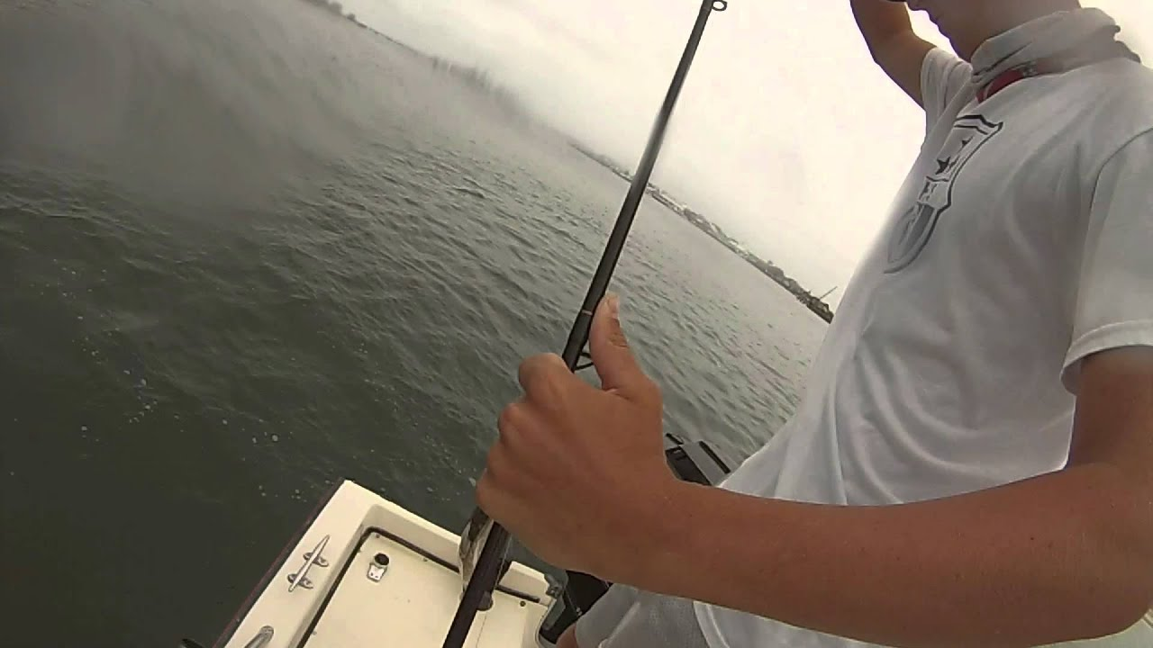 Fishing the manasquan inlet in new jersey youtube fishing the manasquan inlet in new jersey nvjuhfo Image collections
