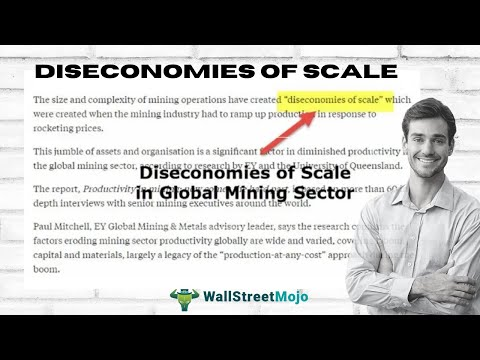 Diseconomies of Scale | Definition | Causes