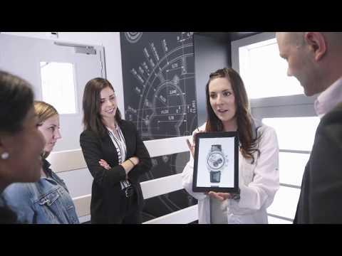 Visite manufacture horlogère Zenith