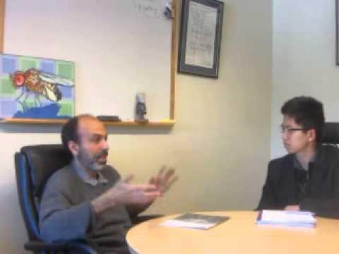 Interview of Professor Mohamed Noor