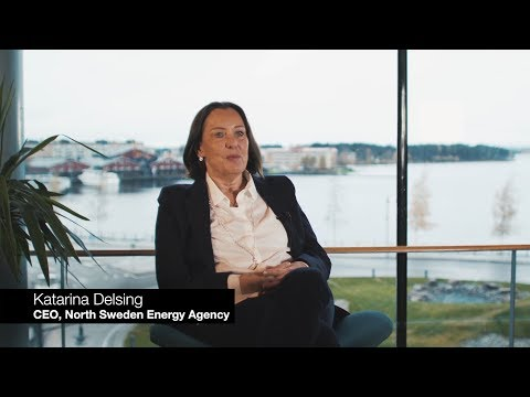 North Sweden Energy Agency 20 years