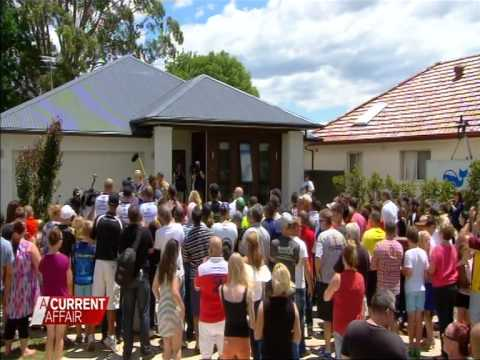 Western Sydney Special Charity Renovation Event, Courtesy A Current Affair, Channel 9  (Part 2)