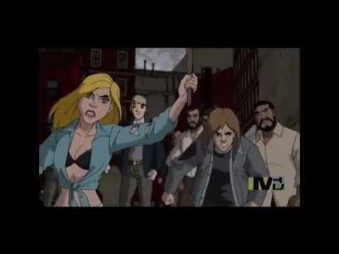 Би2 и Ария - Легион ( на видео из клипа Disturbed - Land Of Confusion )