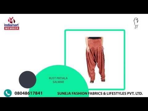 Fabrics and Women's Wear Garments By Suneja Fashion Fabrics & Lifestyles Private Limited, Surat