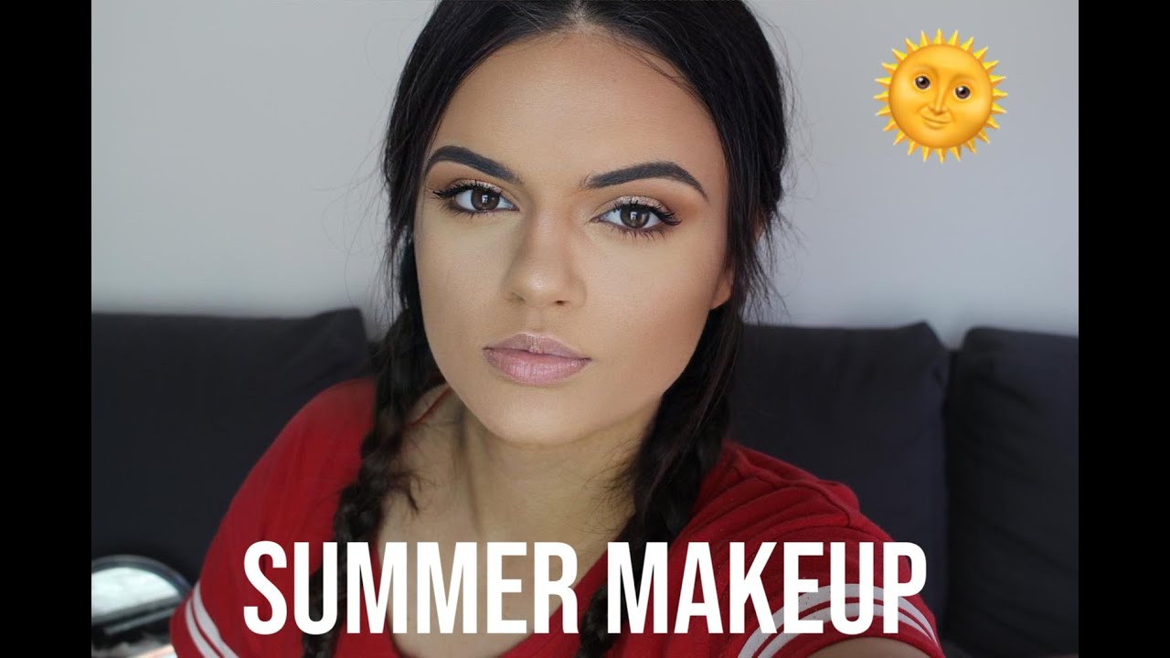 SUMMER MAKEUP / LJETNI MAKEUP