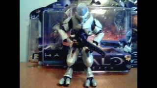 Halo reach Elite ranger figure review