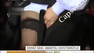Sibel Turnagöl Frikikleri ve Deniz Seki Jartiyerli Hali (Sansürsüz)  ;)