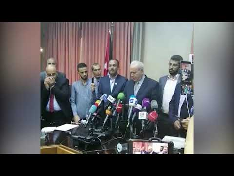 انتهاء جولة حوار نقابة المعلمين والحكومة دون الاعلان عن توافق  - 17:54-2019 / 9 / 19