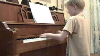 8 Year Old Nathan Schaumann Plays 34 All Of Me 34 By Jon Schmidt With A Slight Mishap