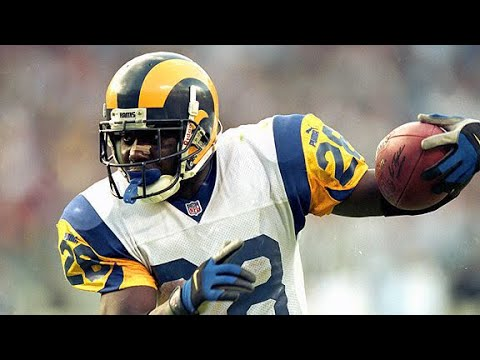 A Football Life Marshall Faulk