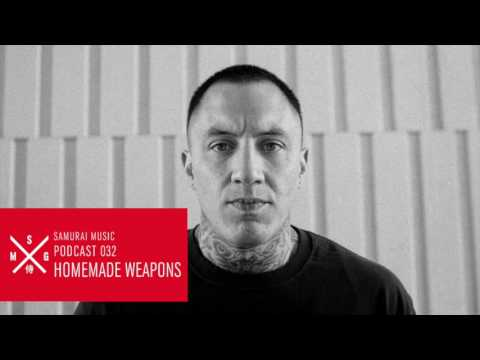 Homemade Weapons - Samurai Music Official Podcast #32