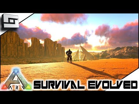 ARK: Survival Evolved - The End and The Beginning! E1 ( Modded Ark Fear )
