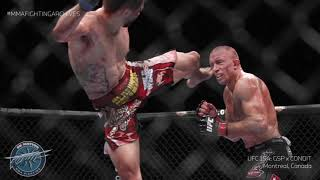 MMA Fighting Archives: Focus: Georges St-Pierre vs. Carlos Condit at UFC 154
