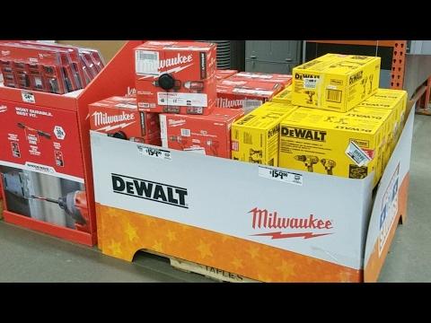 Home Depot Trip ...Deals Deals Deals !!