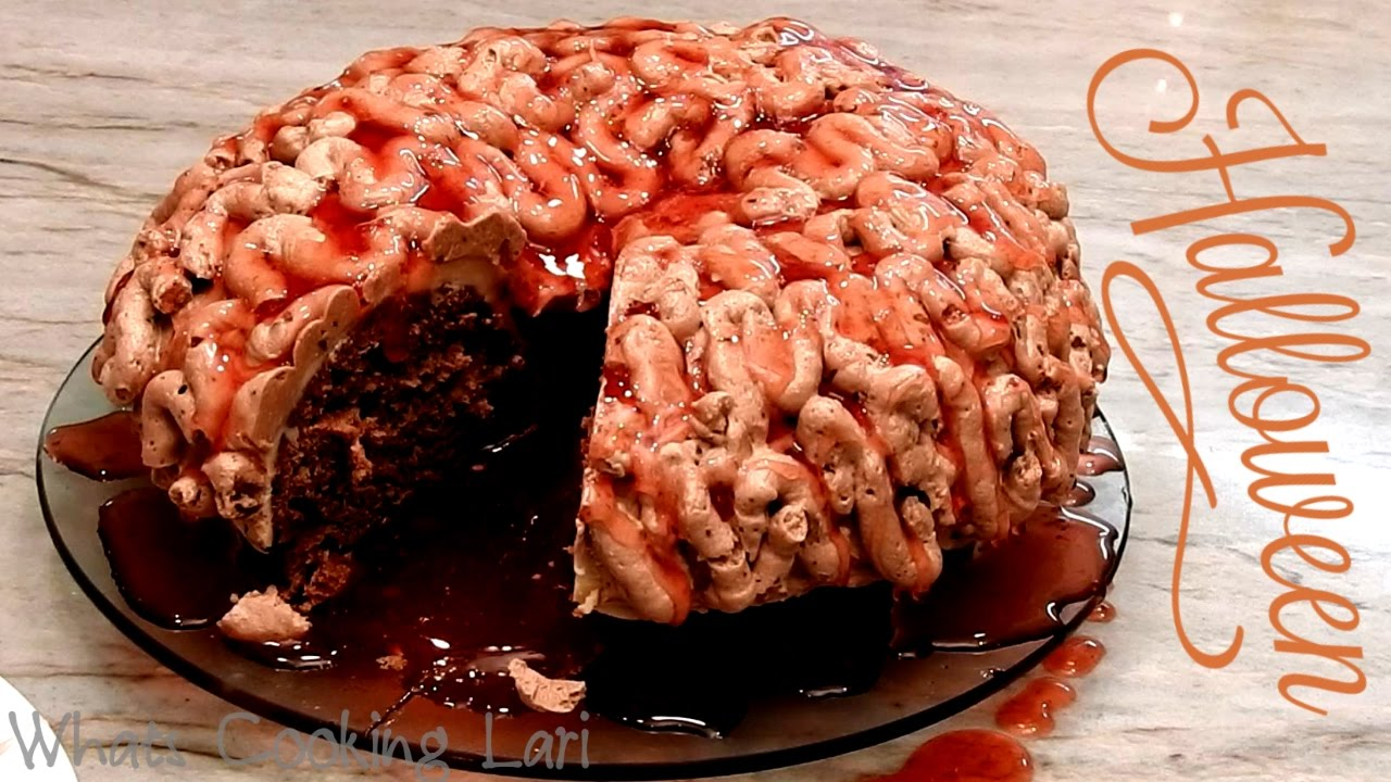 How To Make A Monkey Brain Cake